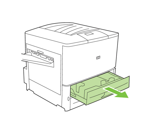 hp q5421a maintenance kit instructions