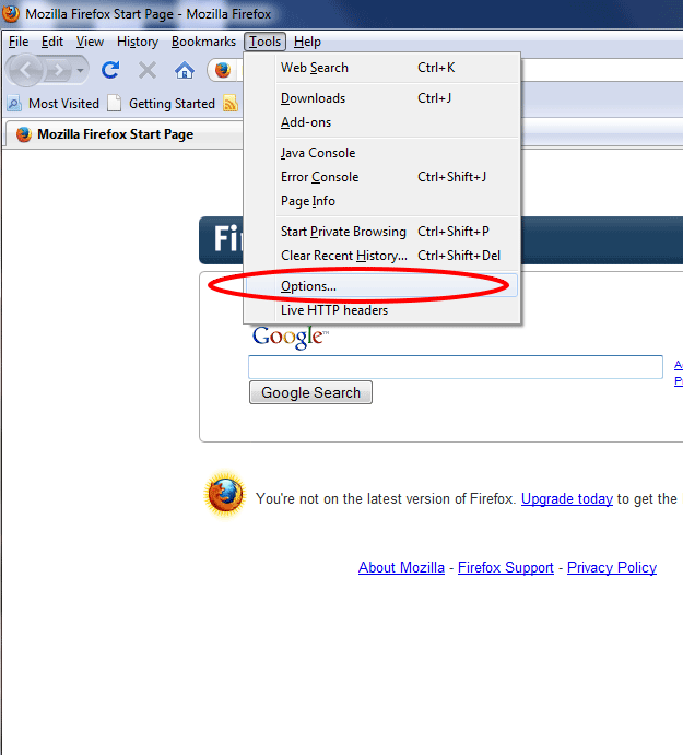 Disable Obsolete SSL for Secure Browsing | Precision Roller