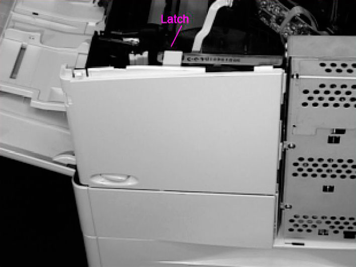 Hp Laserjet 4000 Hp Laserjet 4000 Removing Covers And