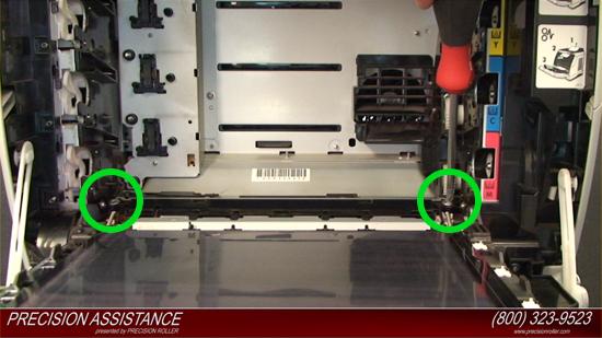 Hp color Laserjet 2600n troubleshooting manual