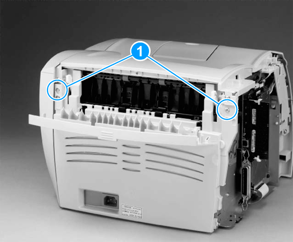 hp laserjet 1200 hp laserjet 1200 removing all of the covers rh precisionroller com hp laserjet 1200 series manual hp laserjet 1200 service manual