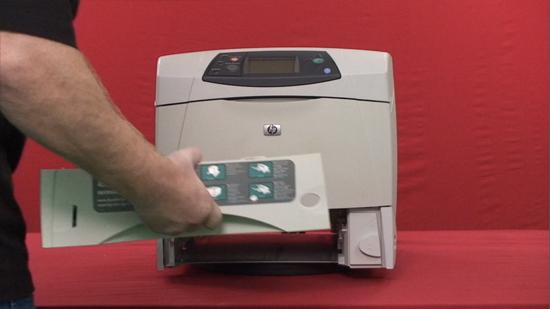 HP LaserJet 4200tn HP LaserJet 4200 Maintenance Kit