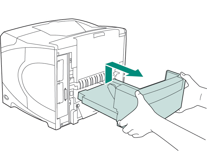 hp 4250 fuser replacement instructions