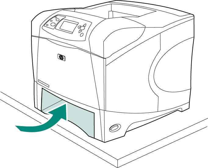 Hp Laserjet 4250 Hp Laserjet 4250 Maintenance Kit Instructions