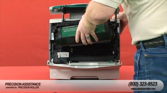 Lexmark T652 Maintenance Kit Instructions