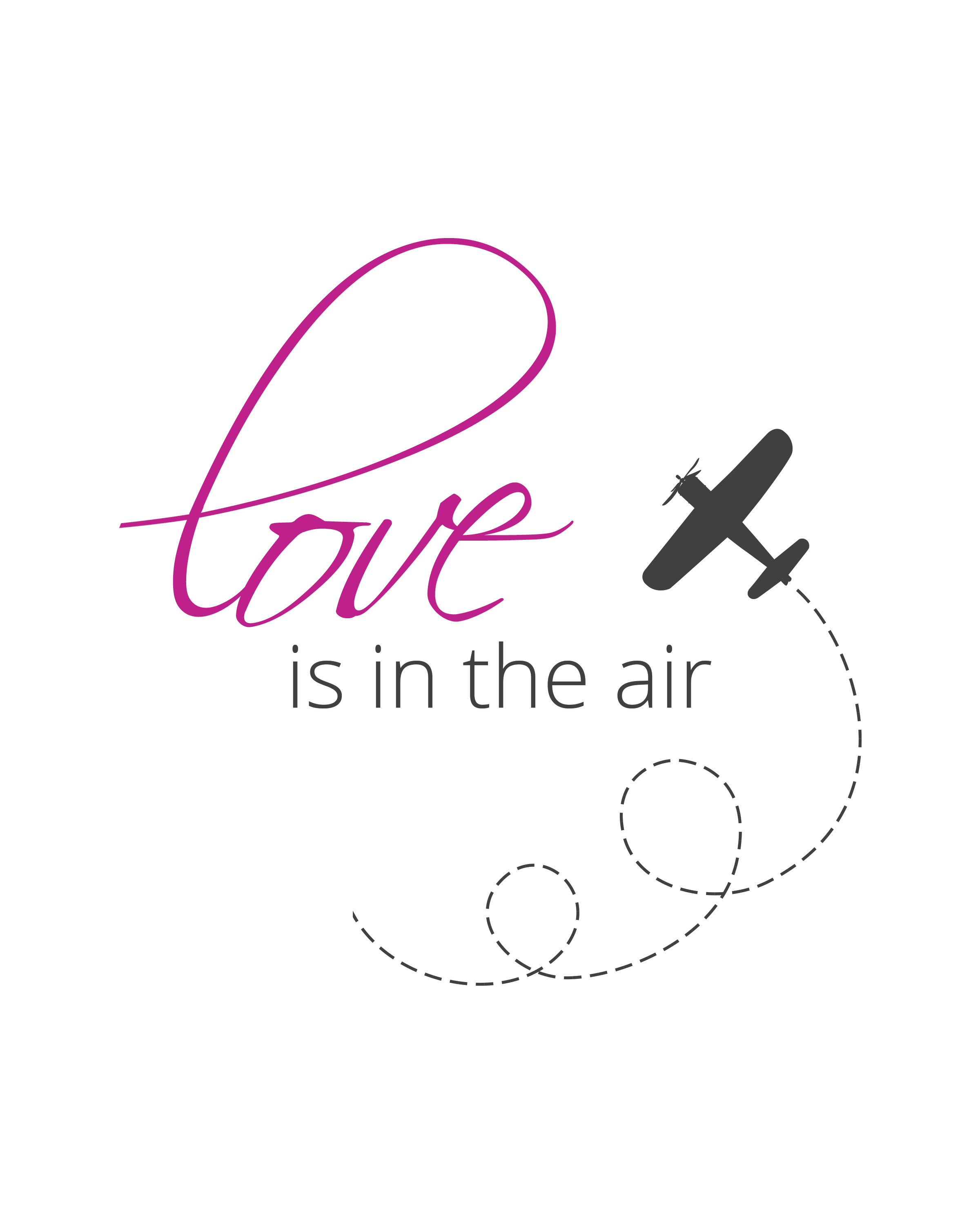 Love is in the air free printable precision printables