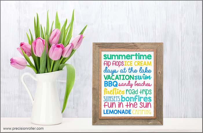 photo regarding Subways Application Printable titled Summer time Subway Artwork - Accuracy Printables