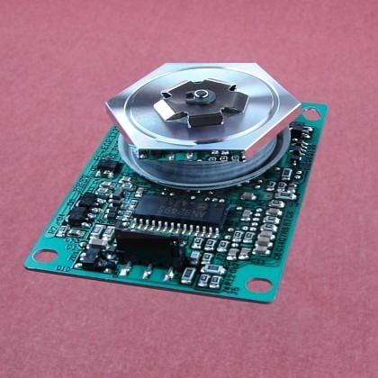 Ricoh Aficio MP 4500 Polygon Mirror Motor With Circuit Board Genuine