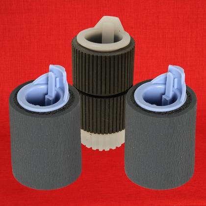 HP Color LaserJet CM6030f MFP Tray 2 / 3 / 4 / 5 - Pickup / Feed / Separation Roller Kit (Genuine) Q3931-67919