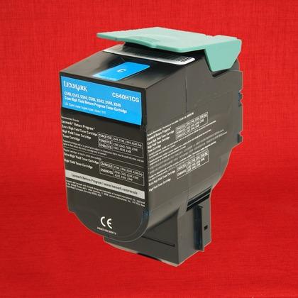 04G0736D927 - Amazing Deals for the C540H1CG Lexmark C544DN Cyan High Yield Toner Cartridge