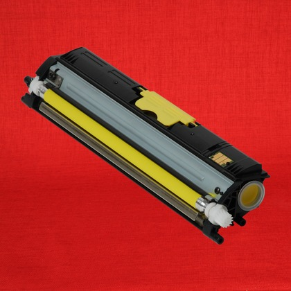 12N74203294 - Significant Deals on the 44250713 Okidata MC160MFP Yellow High Yield Toner Cartridge