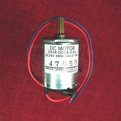 Panasonic DP6530 Workio Fuser Cleaning Brush Motor Genuine
