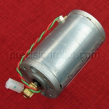 HP DesignJet 815MFP Carriage Scan-Axis Motor Assembly Genuine