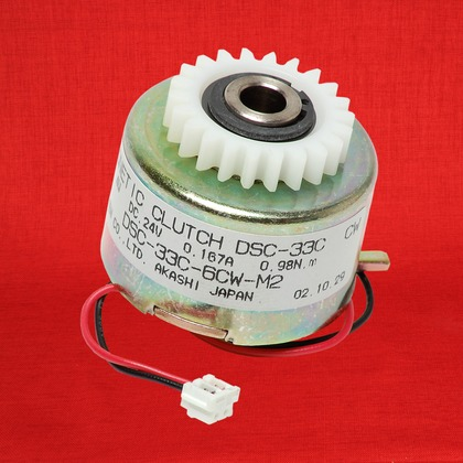 Konica Minolta CF9001 Manual Feed Paper Takeup Clutch Genuine