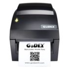 "4"" Direct Thermal Bar Code & Label Printer for the GoDEX DT4x (large photo)"
