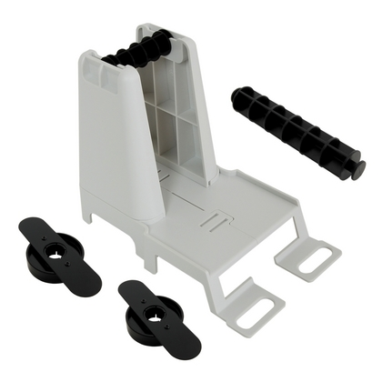 "Universal External Label Unwind Stand 2"" - 4"" for the GoDEX RT200i (large photo)"