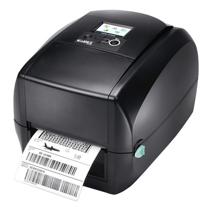 "GoDEX RT700iW 4"" Thermal Transfer Bar Code & Label Printer (large photo)"