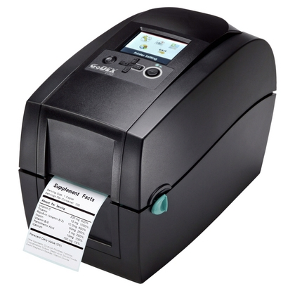 "GoDEX RT200i (RT-200i) 2"" Thermal / Direct Transfer Printer"
