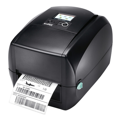 "GoDEX RT730i 4"" Thermal / Direct Thermal Transfer Printer (large photo)"