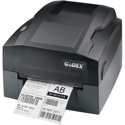 "GoDEX G330 4"" Thermal / Direct Thermal Transfer Printer (large photo)"