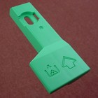 Lanier LD075 Green Lever Handle For Toner Bottle (Genuine)