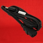 HP Color Copier 290 Power Cord 120 Volt - Black (Genuine)