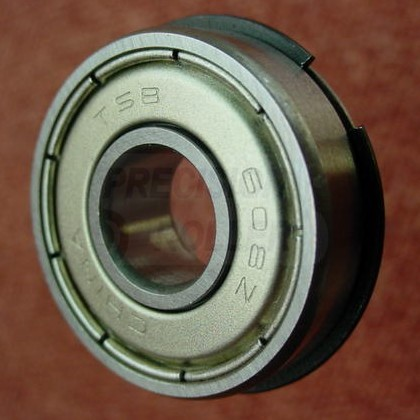 Ball Bearing w/Snap Ring for the Canon BJ2436 (large photo)