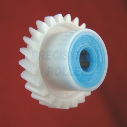 24T Paper Feed Drive Gear for the Konica Minolta 7255 (large photo)