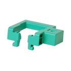 Savin 2512 Toner Lock Lever - Green (Genuine)