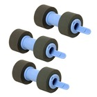 Dell 3110cn Pickup / Feed Roller, Pack of 3 (Genuine)