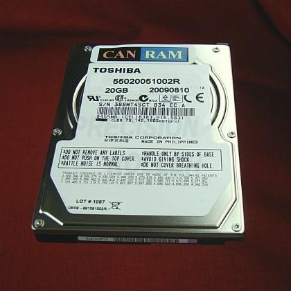 Canon imageRUNNER 3045 Hard Drive (Genuine) WM2-5230-000