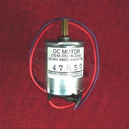 Imagistics IM6530 Fuser Cleaning Brush Motor Genuine
