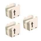 Lexmark T652DTN Staple Cartridge, Box of 3 (Compatible)
