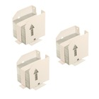 Konica Minolta DI650 Staple Cartridge, Box of 3 (Compatible)