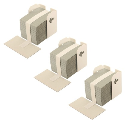 Staple Cartridge, Box of 3 for the Panasonic DAFS405W (large photo)