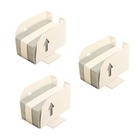 Ricoh AC104 Staple Cartridge, Box of 3 (Compatible)