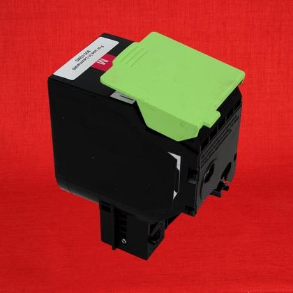 DBN04838CA8 - Discounts for the 80C1SM0 Lexmark CX510dhe Magenta Toner Cartridge