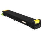 Sharp MX-2600N Yellow Toner Cartridge (Genuine)