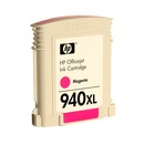 HP OfficeJet Pro 8500 High Yield Magenta Ink Cartridge (Genuine)