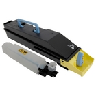 Kyocera TASKalfa 400ci Yellow Toner Cartridge Kit (Genuine)