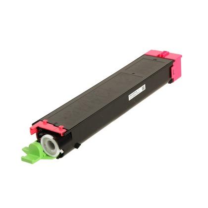 Sharp MX-C40NTM Magenta Toner Cartridge MXC40NTM Genuine