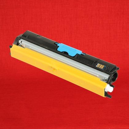 Konica minolta cyan toner cartridge for magicolor 1600w, 1650en, 1680mf, 1690mf (2,500 pages) a0v30hh