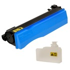 Kyocera FS-C5350DN Cyan Toner Cartridge (Genuine)