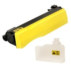 Kyocera FS-C5350DN Yellow Toner Cartridge (Genuine)