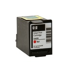 BANKjet 1500 Red Imprinter Ink Cartridge (Genuine)