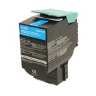 Lexmark X544DTN Cyan High Yield Toner Cartridge (Genuine)