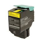 Lexmark X544DN Yellow High Yield Toner Cartridge (Genuine)