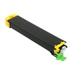 Sharp DX-C401FX Yellow Toner Cartridge (Genuine)