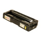Lanier SP C231SF Yellow High Yield Toner Cartridge (Genuine)