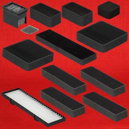 Canon imagePRESS C6000VP Filter Maintenance Kit - 1M (Genuine) F02-5928-000